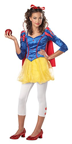California Costumes Sassy Snow White Tween Costume, X-Large