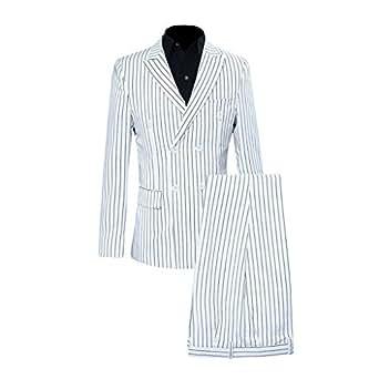 ACEBABY Suit New, Traje para Hombre Trajes Hombre Chaquetas Charm Encanto Casual Un Botón Apto