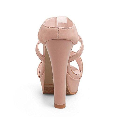 Mules Pink Sandali Zanpa 2 Donna Mode qwxE81