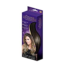 Secret Extensions - Hair Extensions by Daisy Fuentes, Medium Brown by Secret Extensions