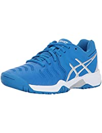 ASICS Unisex-Kids Gel-Resolution 7 GS Tennis-Shoes