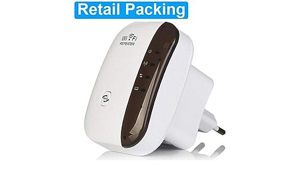 suyanouz Repetidor Extensor WiFi Amplificador Wi Fi ...