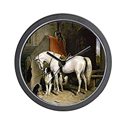 CafePress Prince George???S Favorites Unique Decorative 10 Wall Clock