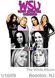 WSU - Women Superstars Uncensored Wrestling - The White Album DVD-R