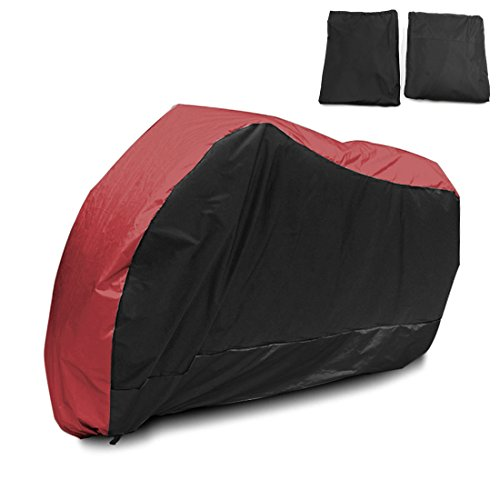 Honda vtx1300c Motorcycle Cover - 6