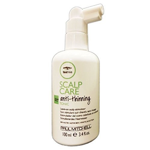 Paul Mitchell Tea Tree Scalp Care AntiThinning Tonic 3.4 oz
