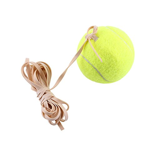 Yosoo Training Ball Tennis Trainer with High Elasticity Rubber Rope, Single Practice