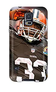 Marcella C. Rodriguez's Shop clevelandrowns NFL Sports & Colleges newest Samsung Galaxy S5 cases