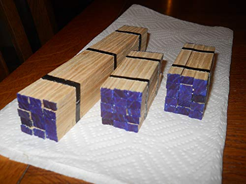 (Handmade HO Scale Train Lumber Load for)
