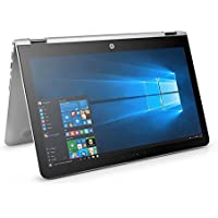 2018 Flagship HP Envy x360 15.6 2-in-1 Convertible FHD IPS UWVA Touchscreen Laptop / Tablet, Intel Quad-Core i7-8550U 1.8GHz 16GB DDR4 256GB SDD + 1TB HDD Backlit Keyboard Bang & Olufsen Audio Win 10