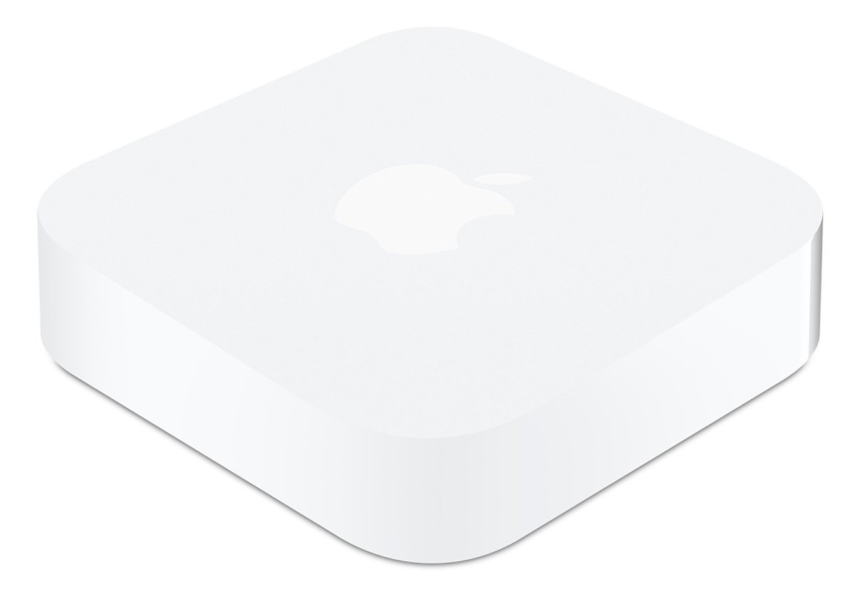 Point d'acc�s WiFi APPLE AIRPORT EXPRESS MC414 BLANC