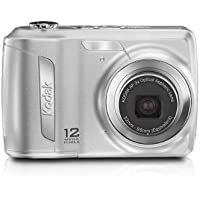 Kodak Easyshare C143 12 MP Digital Camera with 3xOptical Zoom and 2.7-Inch LCD (Silver) Basic Facts Review Image