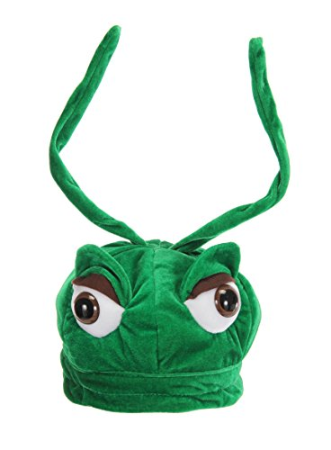 Kid's Grasshopper Hat ()