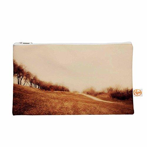 Kess eigene 12,5x 21,6cm Sylvia COOMES minimalistisch Herbst Landschaft Alles Tasche–mehrfarbig