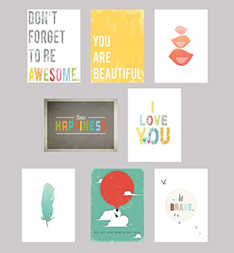 children-inspire-design-be-inspired-collection-wall-cards-5-x-7-set-of-8