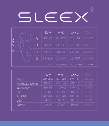 modellante spalline Carne Nude senza SLEEX 44026 control Sottoveste super 5XfOq