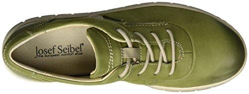 Josef Seibel Steffi Son 07, Zapatos de Cordones Derby para Mujer Verde (Oliv)