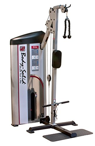 Biceps and Triceps Machine with 235 lbs. Weight Stack by Body-Solid