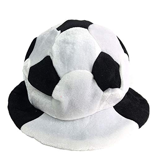 Blancho Bedding Fancy Dress Hat Jester Hat Fun Multi-Color Halloween Party Costumes, Football Hat by Blancho Bedding (Image #2)