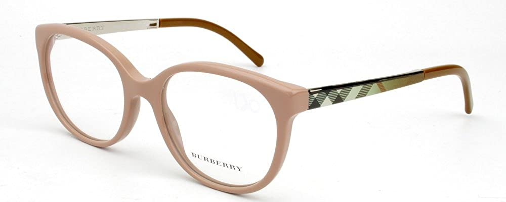 ce1c676db374 BURBERRY Eyeglasses BE 2142 3281 Nude 51MM  Amazon.co.uk  Shoes   Bags