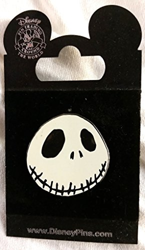 Nightmare Before Christmas Jack Skellington's Face only Pin ()