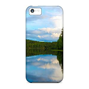 New Iphone 5c Cases Covers Casing(lakes)