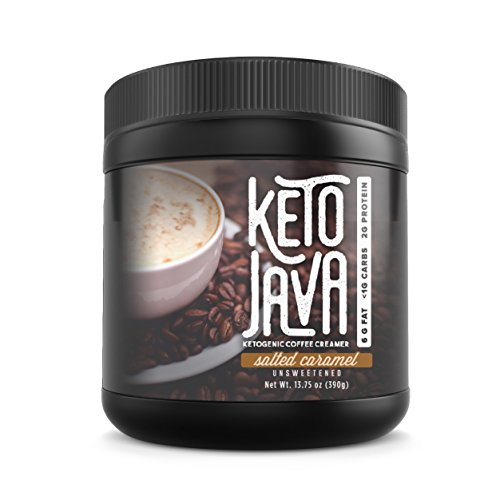 - Keto Java Coffee Creamer | Great-Tasting MCT Oil Powder For Coffee, Tea, Shakes & Smoothies | Sugar-Free Ketogenic Energy Booster | Low-Carb Fat-Burning Creamer | Coconut Derived Oil