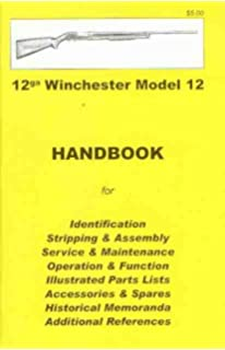 Amazon com: Winchester Model 12 Do Everything Manual: Sports