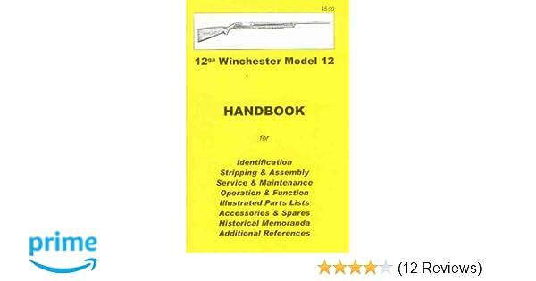 winchester repair manuals ebook