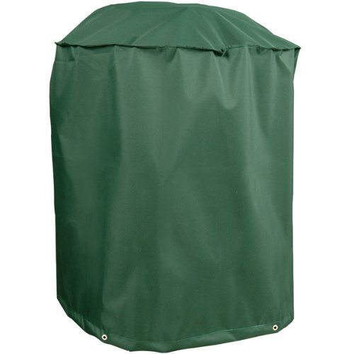 - Bosmere C765 Large Chiminea Cover 30-Inch Diameter x 50-Inch High