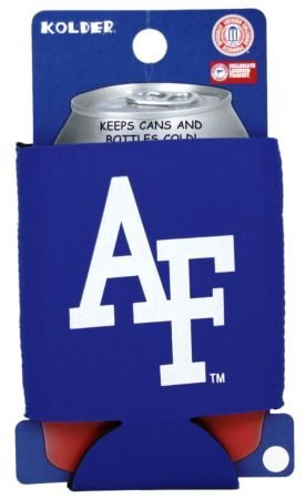 AIR FORCE FALCONS CAN KADDY KOOZIE COOZIE COOLER Review