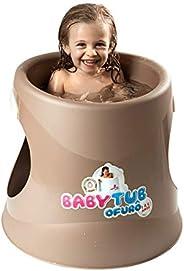 Piscina Banheira Baby Tub Ofurô Crianças 1 A 6 Anos Gold