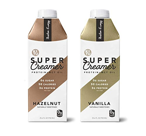 SUNNIVA Creamer Protein Calories Hazelnut product image