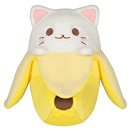Bananya Plush | Banana Cat Plush | Anime & Manga Plushies 9