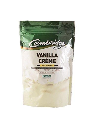 Tonalin CLA - Vanilla Creme - Case by Cambridge
