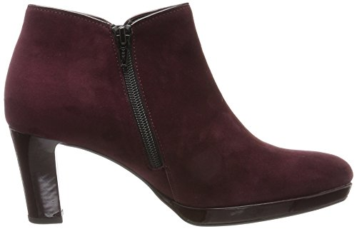 Rouge Ldf Merlot 48 New Gabor Comfort Femme Bottes Basic Shoes qwvXSB4