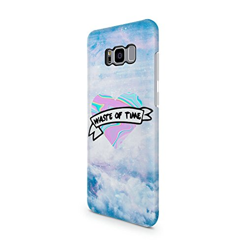 waste-of-time-holographic-tie-dye-heart-stars-space-samsung-galaxy-s8-plus-plastic-phone-protective-