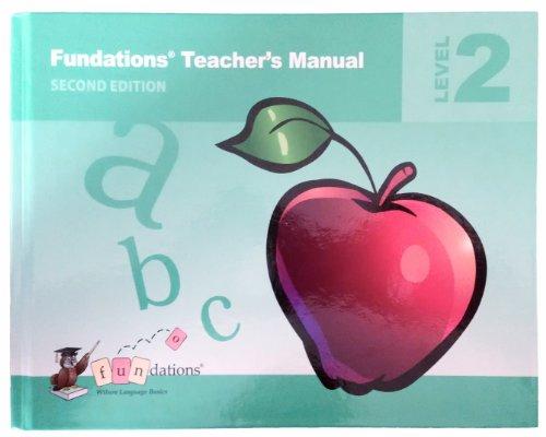 (Fundations Teacher Manual - Level 2)