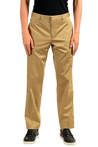 Prada Men's Beige Casual Pants Size US 36 IT 52