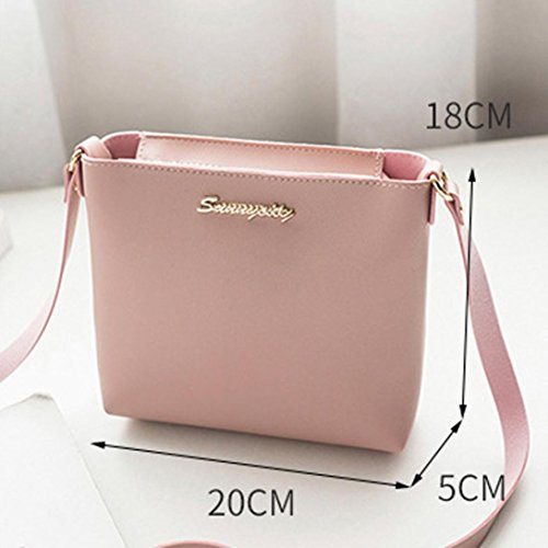 Bag Bag Clearance Bag Messenger Phone Fashion Bag Women Shoulder Crossbody Purse Pink Coin 4w0qPCOw