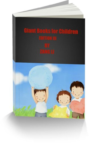 Giant Books for Children - Edition III Fantasy, Funny stories for kids