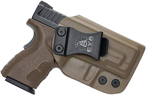 CYA Supply Co. IWB Holster Fits: Springfield XD MOD.2-3