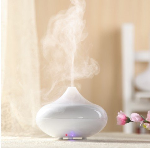 Zuwit Electric Aroma Diffuser Air Aromatherapy Essential Oil Diffuser Air  Humidifier (White): Amazon.in: Health & Personal Care