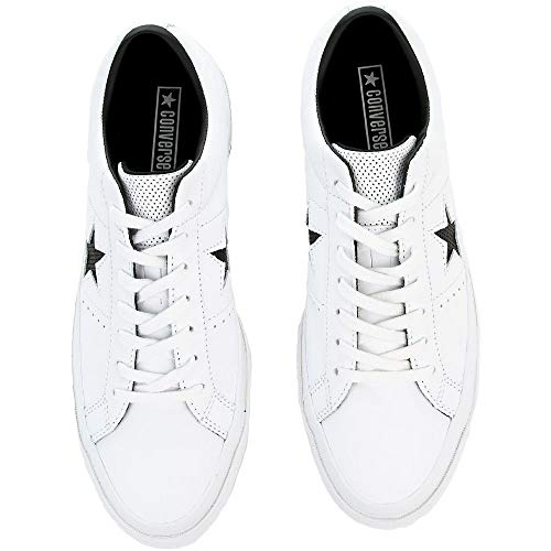 Ones Ox leather Star Blanco Converse Blanco 11 Negro TwA1dqdZ