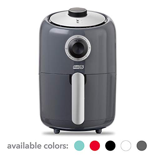Dash Compact Air Fryer 1.2 L Electric Air Fryer Oven Cooker...