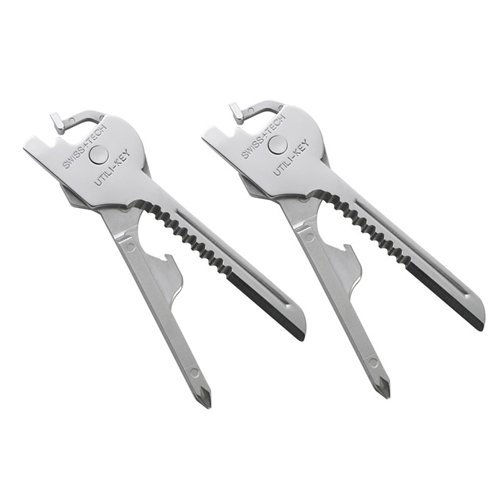 Swiss+Tech UKCSB-1 Utili-Key, 2-Pack, Outdoor Stuffs