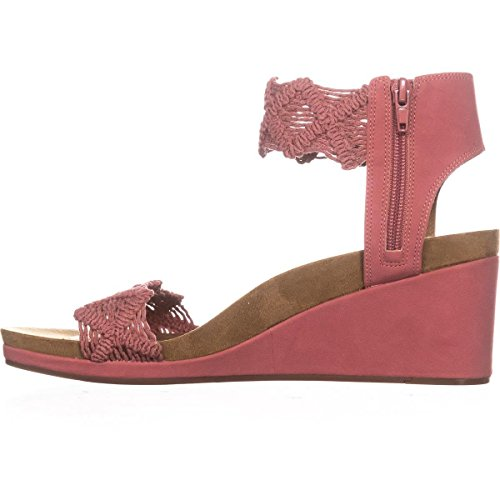 Ankle Wedge Brand Sandals Lucky Rose Canyon Strap Kierlo qTF4nwxvS
