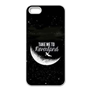 Peter Pan 007 iPhone 5 5s Cell Phone Case Whitepxf005-3733798