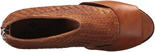 Tan US Rosetta Nash Heeled Women's Sandal Patricia AaxYTqXnw