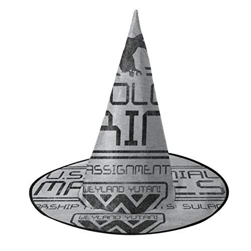 Alien US Colonial Marines Witch Hat Halloween